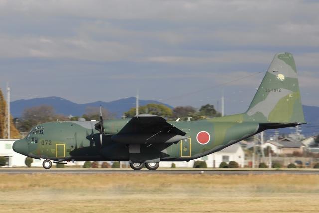 Hii82さんが、名古屋飛行場で撮影した航空自衛隊 C-130H Herculesの航空フォト(飛行機 写真・画像)