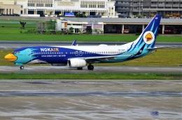 amagoさんが、ドンムアン空港で撮影したノックエア 737-8FZの航空フォト(飛行機 写真・画像)