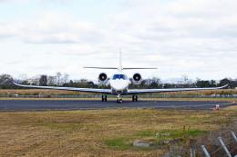 Gambardierさんが、岡南飛行場で撮影したノエビア 680 Citation Sovereignの航空フォト(飛行機 写真・画像)