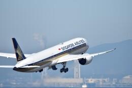 MSN/PFさんが、中部国際空港で撮影したシンガポール航空 787-10の航空フォト(飛行機 写真・画像)