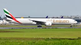 saoya_saodakeさんが、成田国際空港で撮影したエミレーツ航空 777-36N/ERの航空フォト(飛行機 写真・画像)
