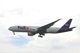 OS52さんが、成田国際空港で撮影したフェデックス・エクスプレス 777-FS2の航空フォト(飛行機 写真・画像)
