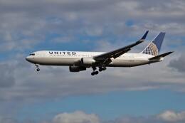 OMAさんが、成田国際空港で撮影したユナイテッド航空 767-322/ERの航空フォト(飛行機 写真・画像)