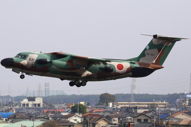 ちゅういちさんが、入間飛行場で撮影した航空自衛隊 EC-1の航空フォト(飛行機 写真・画像)