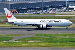 amagoさんが、羽田空港で撮影した日本航空 767-346の航空フォト(飛行機 写真・画像)