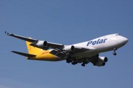 Mr.boneさんが、成田国際空港で撮影したポーラーエアカーゴ 747-46NF/SCDの航空フォト(飛行機 写真・画像)