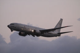 Mr.boneさんが、普天間飛行場で撮影したアメリカ海軍 P-8A (737-8FV)の航空フォト(飛行機 写真・画像)