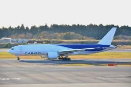ちかぼーさんが、成田国際空港で撮影したアトラス航空 777-F16の航空フォト(飛行機 写真・画像)