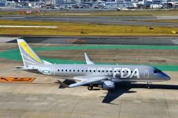 T.Sazenさんが、福岡空港で撮影したフジドリームエアラインズ ERJ-170-200 (ERJ-175STD)の航空フォト(飛行機 写真・画像)