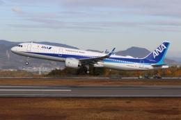 ぽんさんが、高松空港で撮影した全日空 A321-272Nの航空フォト(飛行機 写真・画像)