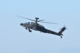 masahiさんが、明野駐屯地で撮影した陸上自衛隊 AH-64Dの航空フォト(飛行機 写真・画像)
