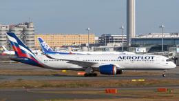 羽田空港 - Tokyo International Airport [HND/RJTT]で撮影されたアエロフロート・ロシア航空 - Aeroflot Russian Airlines [SU/AFL]の航空機写真
