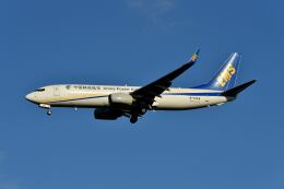 yotaさんが、成田国際空港で撮影した中国郵政航空 737-81Q(BCF)の航空フォト(飛行機 写真・画像)