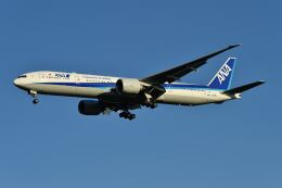 yotaさんが、成田国際空港で撮影した全日空 777-381/ERの航空フォト(飛行機 写真・画像)