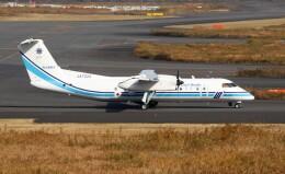 ハム太郎。さんが、羽田空港で撮影した海上保安庁 DHC-8-315 Dash 8の航空フォト(飛行機 写真・画像)