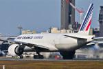 パンダさんが、成田国際空港で撮影したエールフランス航空 777-F28の航空フォト(飛行機 写真・画像)