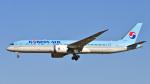 パンダさんが、成田国際空港で撮影した大韓航空 787-9の航空フォト(飛行機 写真・画像)
