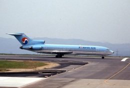 LEVEL789さんが、岡山空港で撮影した大韓航空 727-281/Advの航空フォト(飛行機 写真・画像)