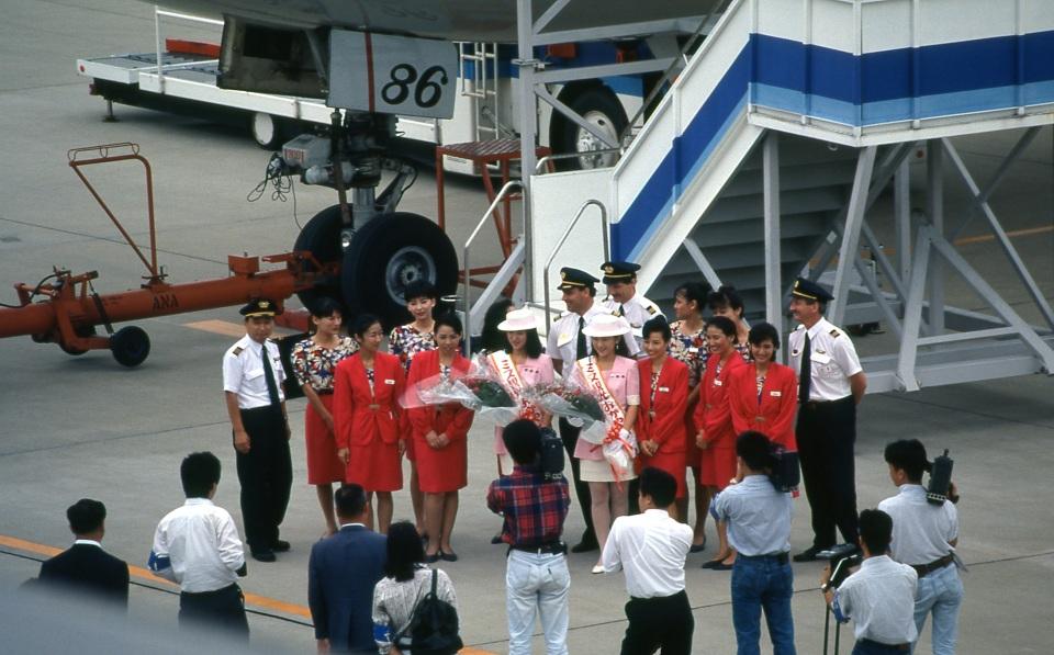 LEVEL789さんのワールドエアネットワーク Boeing 767-300 (JA8286) 航空フォト