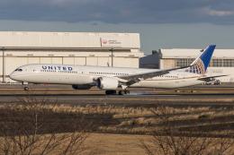 Y-Kenzoさんが、成田国際空港で撮影したユナイテッド航空 787-10の航空フォト(飛行機 写真・画像)