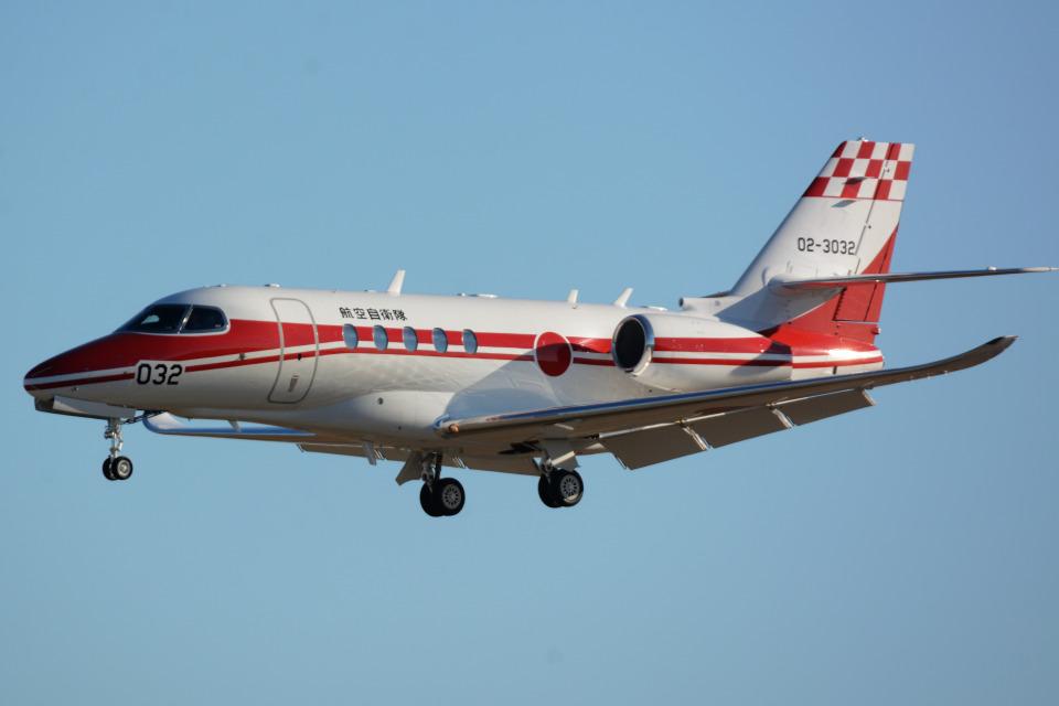 banshee02さんの航空自衛隊 Cessna Citation Latitude (02-3032) 航空フォト