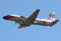 banshee02さんが、茨城空港で撮影した航空自衛隊 YS-11-103FCの航空フォト(飛行機 写真・画像)