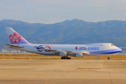 た~きゅんさんが、関西国際空港で撮影したチャイナエアライン 747-409F/SCDの航空フォト(飛行機 写真・画像)