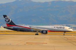 た~きゅんさんが、関西国際空港で撮影したSF エアラインズ 757-2Z0(SF)の航空フォト(飛行機 写真・画像)