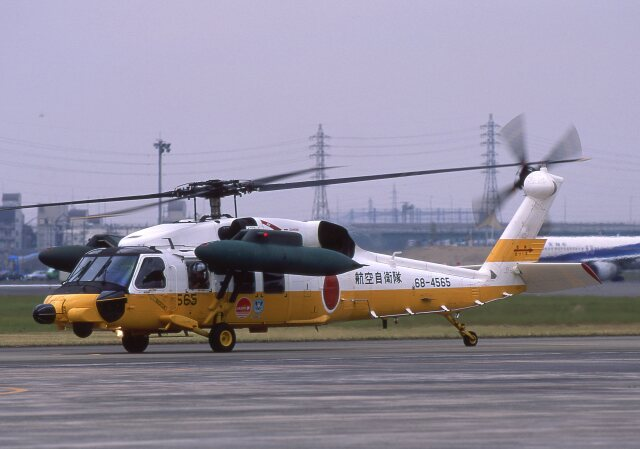 F-4さんが、名古屋飛行場で撮影した航空自衛隊 UH-60Jの航空フォト(飛行機 写真・画像)