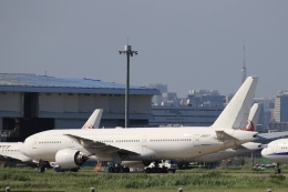 Keiyon✈️さんが、羽田空港で撮影した日本航空 777-289の航空フォト(飛行機 写真・画像)