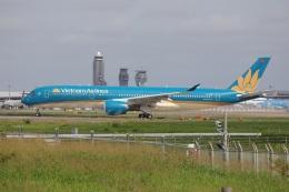OS52さんが、成田国際空港で撮影したベトナム航空 A350-941の航空フォト(飛行機 写真・画像)