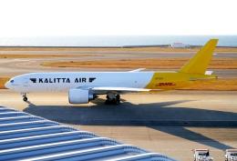 SFJ_capさんが、中部国際空港で撮影したカリッタ エア 777-F1Hの航空フォト(飛行機 写真・画像)