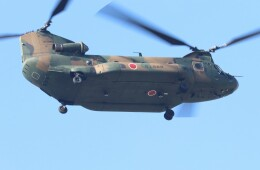 EosR2さんが、鹿児島空港で撮影した陸上自衛隊 CH-47JAの航空フォト(飛行機 写真・画像)