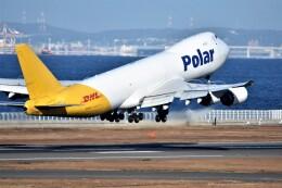 MSN/PFさんが、中部国際空港で撮影したポーラーエアカーゴ 747-87UF/SCDの航空フォト(飛行機 写真・画像)
