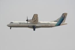 NIKEさんが、ドバイ国際空港で撮影したイラン・アーセマーン航空 ATR-72-500 (ATR-72-212A)の航空フォト(飛行機 写真・画像)