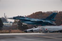 Takeshi90ssさんが、茨城空港で撮影した航空自衛隊 F-2Aの航空フォト(飛行機 写真・画像)