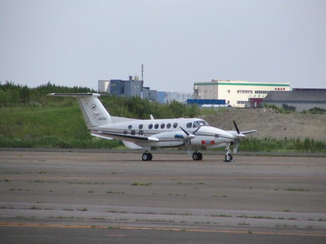 kahluamilkさんが、羽田空港で撮影した中日本航空 B200 Super King Airの航空フォト(飛行機 写真・画像)