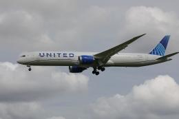 航空フォト:N14011 ユナイテッド航空 787-10