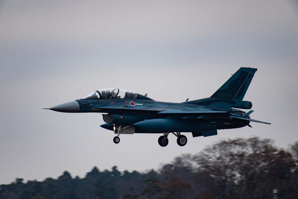 Takeshi90ssさんの航空自衛隊 Mitsubishi F-2B (53-8130) 航空フォト