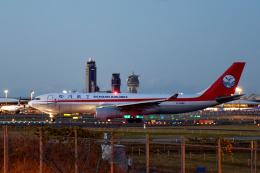 simokさんが、成田国際空港で撮影した四川航空 A330-243Fの航空フォト(飛行機 写真・画像)