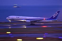 Souma2005さんが、羽田空港で撮影した全日空 767-381/ERの航空フォト(飛行機 写真・画像)