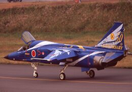 F-4さんが、入間飛行場で撮影した航空自衛隊 F-1の航空フォト(飛行機 写真・画像)