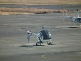ヒコーキグモさんが、岡南飛行場で撮影した日本個人所有 269C-1 (300CB)の航空フォト(飛行機 写真・画像)