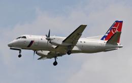 hs-tgjさんが、スワンナプーム国際空港で撮影したハッピー・エア 340Aの航空フォト(飛行機 写真・画像)