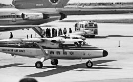 Y.Todaさんが、那覇空港で撮影した南西航空 DHC-6-300 Twin Otterの航空フォト(飛行機 写真・画像)