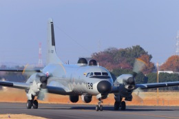 ぼのさんが、入間飛行場で撮影した航空自衛隊 YS-11A-402EBの航空フォト(飛行機 写真・画像)