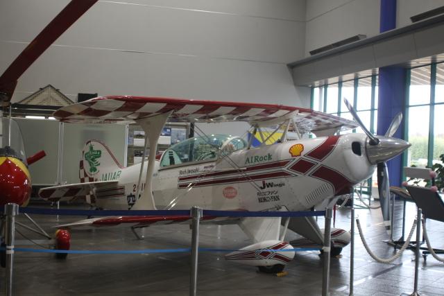 ジャンクさんが、小松空港で撮影したエアロック・エアロバティックチーム S-2B Specialの航空フォト(飛行機 写真・画像)