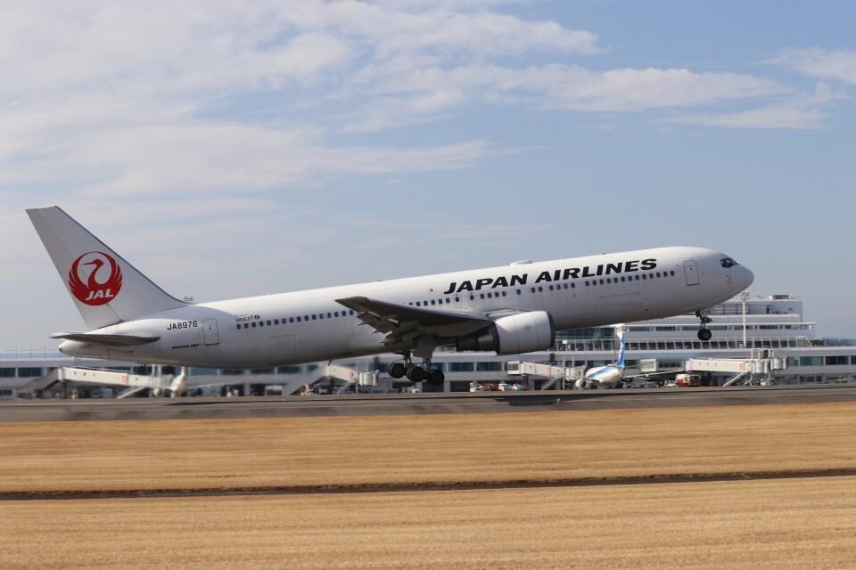 EosR2さんの日本航空 Boeing 767-300 (JA8976) 航空フォト