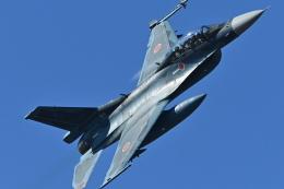 博タンさんが、茨城空港で撮影した航空自衛隊 F-2Bの航空フォト(飛行機 写真・画像)