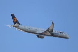 imosaさんが、羽田空港で撮影したルフトハンザドイツ航空 A350-941の航空フォト(飛行機 写真・画像)